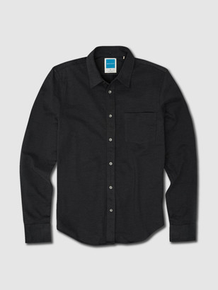 Jason Scott Wilson Button Down - Black