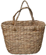 D-Art Collection Wicker Tote Basket