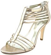 Alfani Lumi Women US 8 Gold Sandals