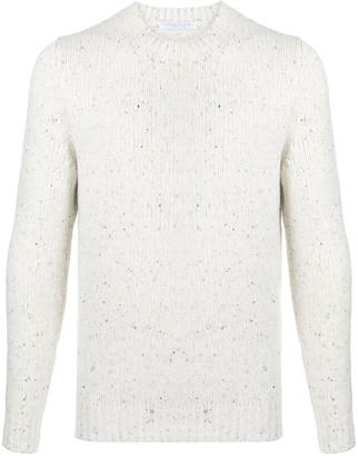 Cenere Gb Crew-Neck Fleck Sweater