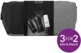 Lynx Black Washbag Gift Set