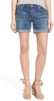 Citizens of Humanity Women's 'Skyler' Cutoff Denim Shorts