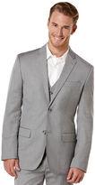 Perry Ellis Regular Fit Herringbone Suit Jacket