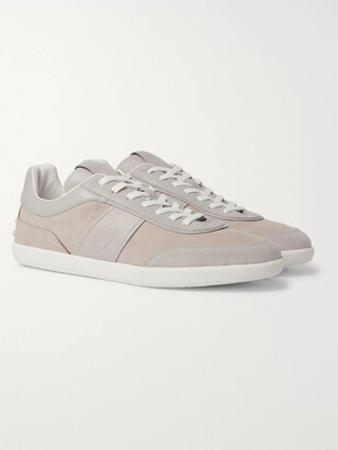 Tod's Leather, Nubuck And Suede Sneakers