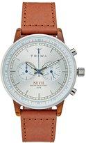 Triwa Hazel Nevil Chronograph Watch Brown Classic