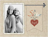 Asstd National Brand A Sister is a Gift to the Heart Wall Frame