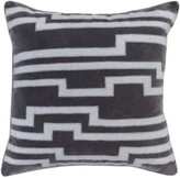 Lulu & Georgia Candice Olson Maclin Pillow, Black