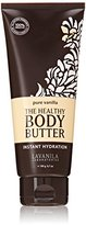 LAVANILA The Healthy Body Butter, Pure Vanilla, 6.7 Fluid Ounce