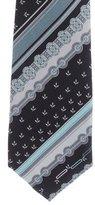 Emilio Pucci Silk Twill Tie