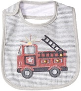 Mud Pie Firetruck Bib Accessories Travel