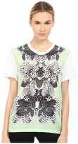 Just Cavalli Printed Panel T-Shirt Chimera Print