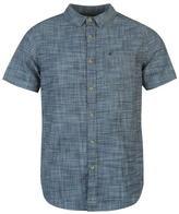 Soulcal Short Sleeve Denim Shirt Mens