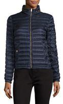 Burberry Jacksdale Ultra-Lightweight Packable Puffer Jacket