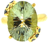Mabel Chong - Mermaid Ring