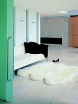nuLoom Luxe Hand-Woven Sheepskin Wool Shag