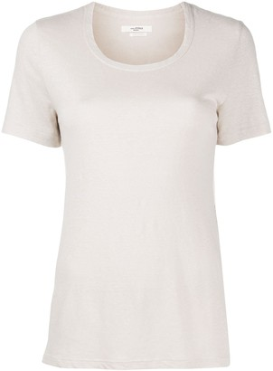 Etoile Isabel Marant linen short-sleeve T-shirt