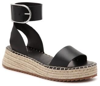 Franco Sarto Marona Espadrille Wedge Sandal