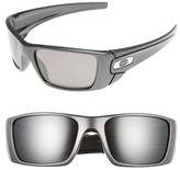 Oakley Men's Fuel Cell 60Mm Polarized Sunglasses - Grey