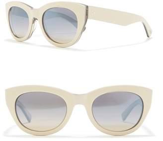 Salt Pila 53mm Cat Eye Sunglasses
