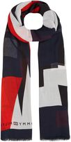 Tommy Hilfiger Tommy ColourBlock Long Scarf