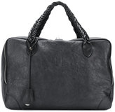 Golden Goose Deluxe Brand Equipage luggage tote - women - Leather - One Size