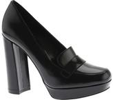 Nine West Women's Dakimo Platform Heeled Loafer
