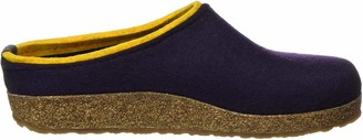 Haflinger Grizzly Kris Unisex Adult's Open Back Slippers