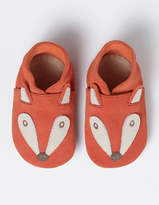 Boden Baby Fox Shoes