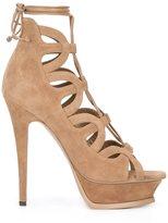 Saint Laurent 'Tribute Sixteen 105' sandals