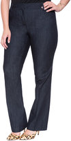 ELOQUII Plus Size Refined Trouser Jean