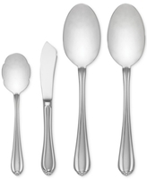 Gorham Melon Bud Frosted 4-Piece Serving Set