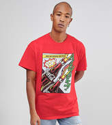 Reclaimed Vintage Inspired x Coca Cola Oversized T-Shirt With Print