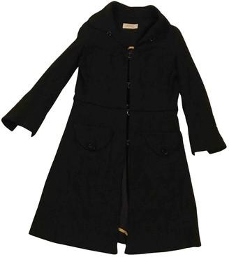 Arfango Black Coat for Women