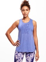 Old Navy Go-Dry Performance Muscle Tank for Women
