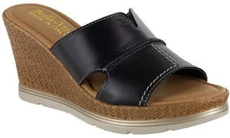 Bella Vita Gal-Italy Wedge Sandals Women Shoes