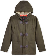 Hawke & Co Boys' Wool Duffle Toggle Coat