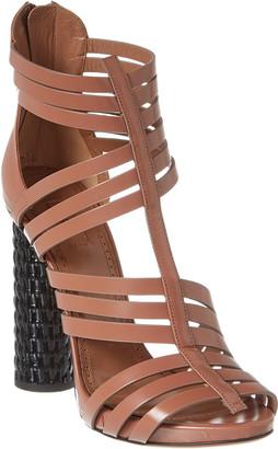 Alaia Leather Sandal