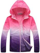 Panegy Super Lightweight Jacket Quick Dry Windproof Skin Coat-Sun Protection for Men & Women L