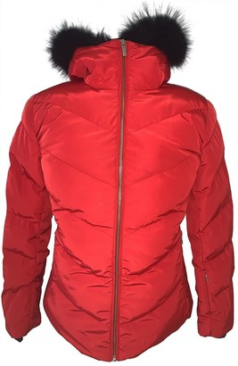 Fusalp Red Jacket for Women