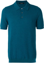 Roberto Collina classic polo shirt - men - Cotton/Polyamide - 50