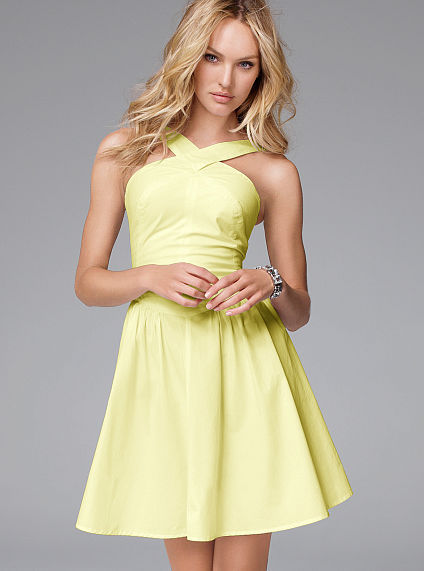 Victoria's Secret The Crisscross Dress
