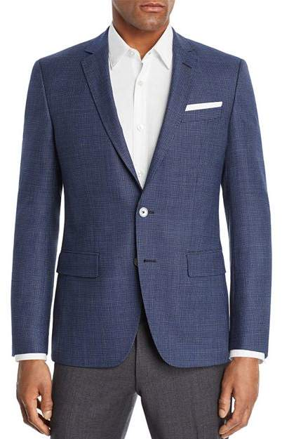 cac293fe3 Hugo Boss Navy Blazer - ShopStyle