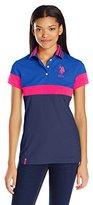 U.S. Polo Assn. Juniors Tipped Shirt