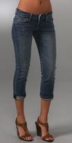 Paige Denim Venice Cropped Jeans