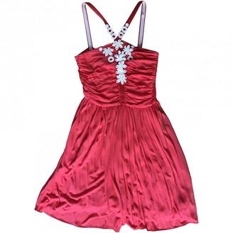 Cacharel Orange Dress for Women Vintage