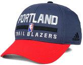 adidas Portland Trail Blazers Practice Flex Cap