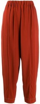 Marni High-Rise Elasticated Trousers