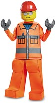 Disguise LEGO Construction Worker Costume (Little Boys & Big Boys)