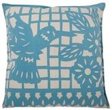 Thomas Paul Mod Mex Hummingbird Pillow