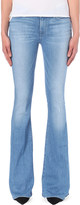 Hudson Mia flared mid-rise jeans